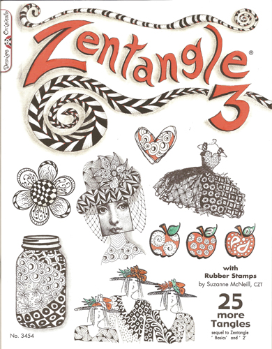 Zentangle 3 by Suzanne McNeill