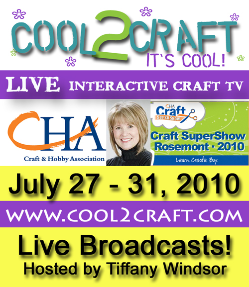 Cool2Craft LIVE at CHA